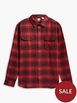 levis-jackson-worker-shirt-red