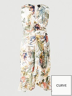 ax-paris-curve-printed-maxi-dress-cream