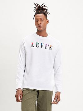 levis-levis-rainbow-serif-logo-long-sleeve-t-shirt