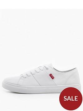 levis-pilsbury-canvas-lace-up-shoe-white