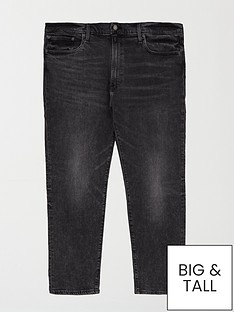 levis-big-amp-tall-502-taper-fit-jeans-black