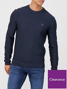 boss-anitoba-knitted-jumper-dark-blue