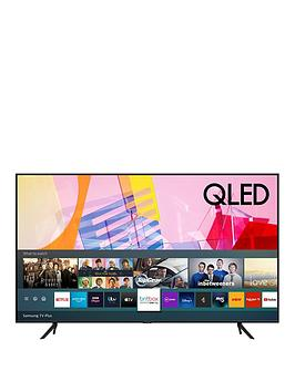 Samsung Samsung Qe75Q60T 75 Inch, Qled, 4K Ultra Hd, Ambient Mode, Hdr,  ... Picture