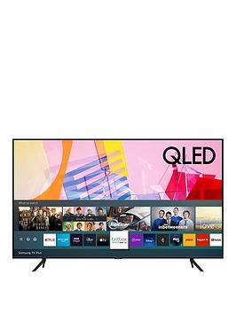 Samsung Samsung Qe55Q60T 55 Inch, Qled, 4K Ultra Hd, Ambient Mode, Hdr,  ... Picture