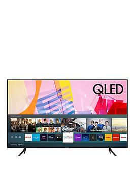 Samsung Samsung Qe43Q60T 43 Inch, Qled, 4K Ultra Hd, Ambient Mode, Hdr,  ... Picture
