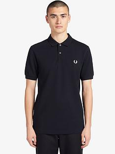 fred-perry-plain-polo-shirt