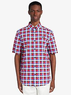 fred-perry-four-colour-gingham-shirt-multi