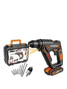 worx-corded-h3-3-in-1-rotary-drill-wx390-20volts