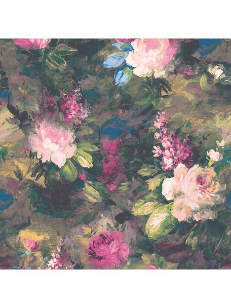 woodchip-magnolia-ava-marika-electric-wallpaper