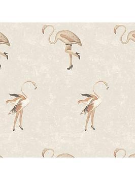 Woodchip & Magnolia Woodchip & Magnolia Legs Eleven Wallpaper Picture