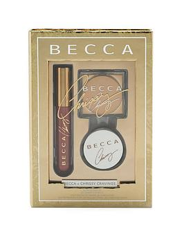 Very Becca Chrissy Craving Mini Glow Gloss Kit Picture