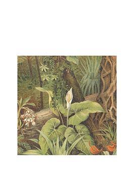 Woodchip & Magnolia Woodchip & Magnolia Tropical Paradise Jungle Wall Mural Picture