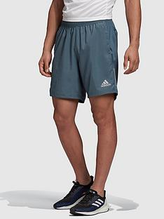 adidas-own-the-run-shorts-black