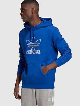 adidas-originals-trefoil-hoodie-blue