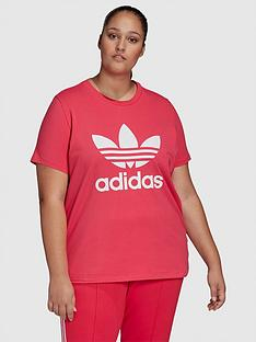 adidas-originals-trefoil-t-shirtnbspcurve-pinknbsp
