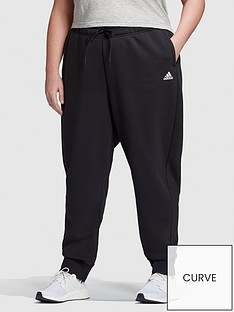 adidas-adidas-badge-of-sport-fleece-pant-plus-size