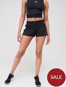 adidas-heat-ready-pacer-3-stripe-knit-short-blacknbsp