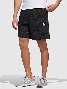 adidas-essential-all-over-printnbspshorts-blacknbsp