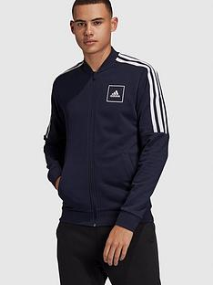 adidas-3-stripe-tape-track-top-navynbsp