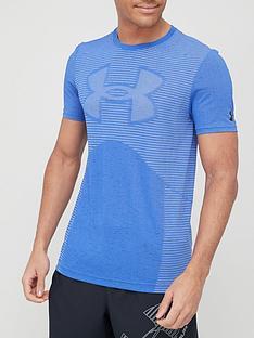 under-armour-seamless-logo-t-shirt-blueblack