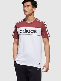 adidas-essential-block-t-shirt