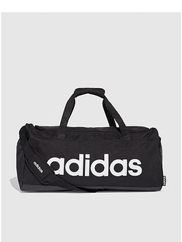 adidas-linear-duffle-bag-blacknbsp