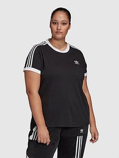 adidas-originals-adidas-originals-3-stripe-tee-plus-size