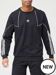 adidas-originals-trefoil-crew-sweatshirt-blacknbsp