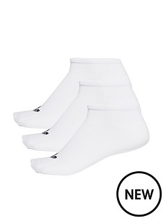 adidas-originals-3-packnbsptrefoil-liner-socks-white