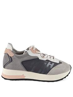 ash-tiger-trainers-light-grey