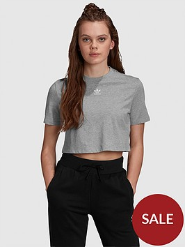 adidas-originals-trefoil-essentials-cropped-t-shirt-grey