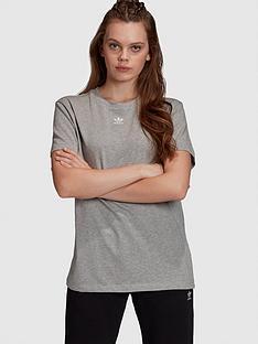 adidas-originals-trefoil-essentials-t-shirt-greynbsp
