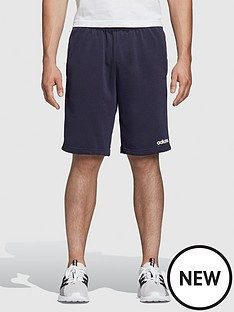 adidas-essential-3-stripe-short