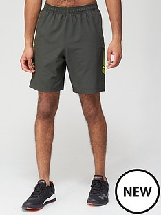 under-armour-woven-graphic-shorts-khaki