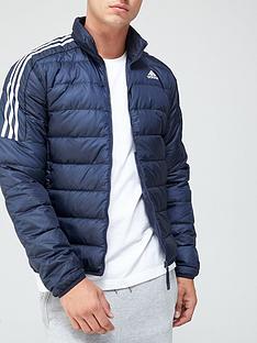 adidas-essential-down-jacket-navynbsp