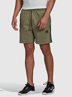 adidas-d2m-motion-shorts-green