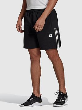 adidas-d2m-motion-shorts-black