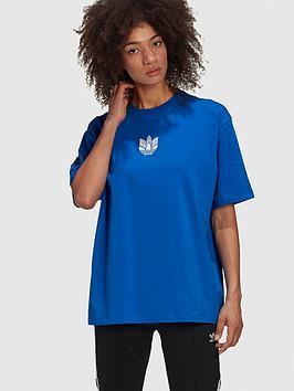 adidas-originals-3d-trefoil-t-shirt-bluenbsp