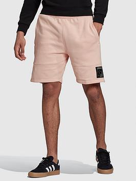 adidas-originals-spirit-3-stripe-shorts--pinknbsp