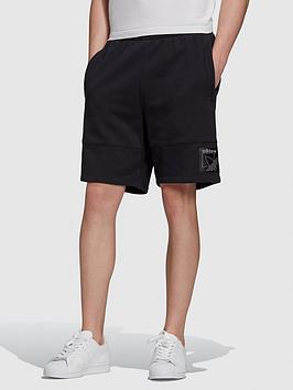 adidas-originals-spirit-3-stripe-shorts-blacknbsp