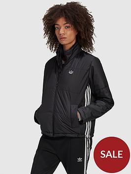 adidas-originals-short-quiltednbspjacket-blacknbsp