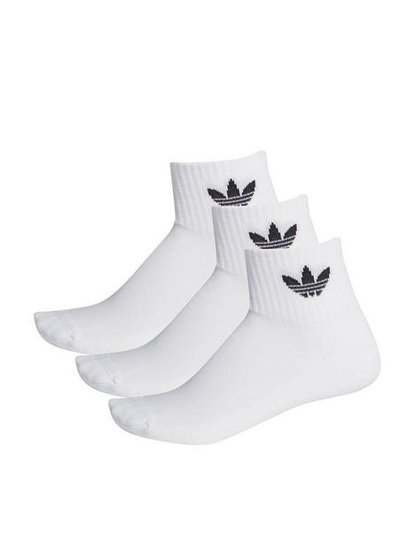 adidas-originals-3-pack-ofnbspmid-ankle-socks-white