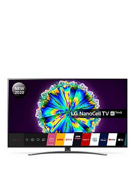 LG  Lg 55Nano866 55 Inch, Ultra Hd 4K Nano Cell, Hdr, Smart Tv
