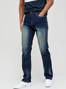 very-man-straightnbspjean-with-stretch--nbspdark-vintage