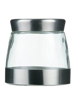 Premier Housewares Premier Housewares Small Glass Storage Jar Picture