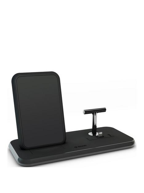 zens-zens-aluminium-dual-wireless-charger-dock-10w-black