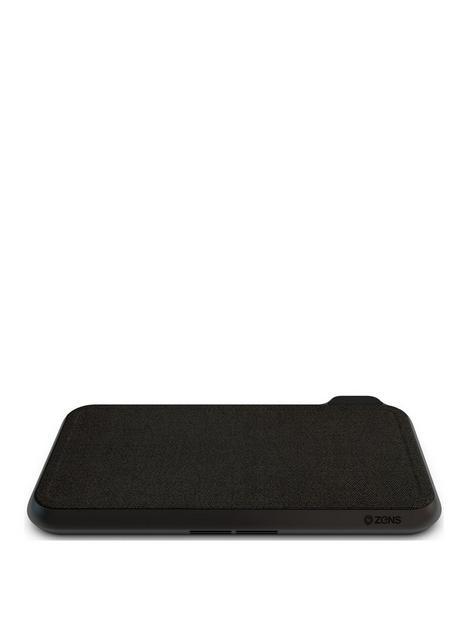 zens-zens-liberty-16-coil-dual-wireless-charger-fabric