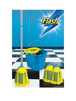 Flash Flash  Mighty Mop Picture