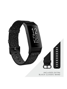 Fitbit Fitbit Charge 4 Se Fitness Tracker - Black Picture