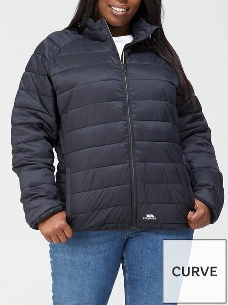 trespass-marlenenbspcasual-jacket-curve-black